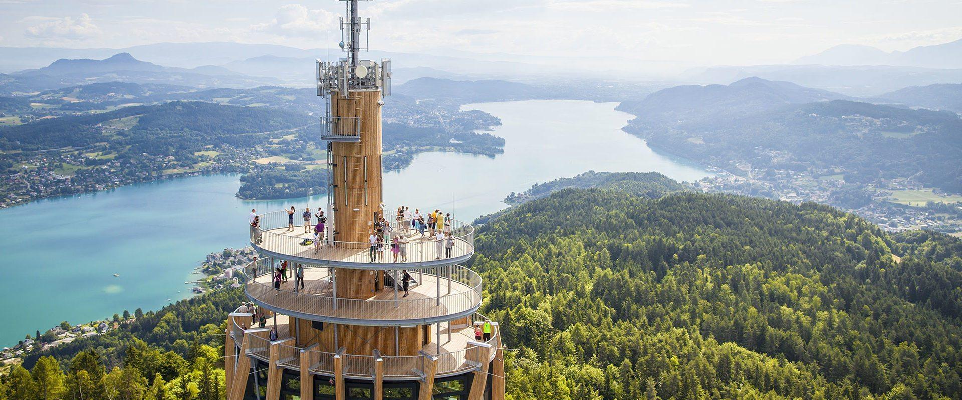 Ausflugsziele - Pyramidenkogel, Kärnten
