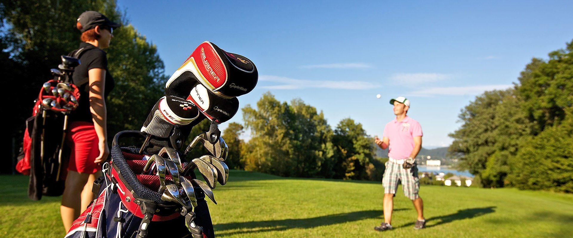 Golf am Wörthersee, Sommerurlaub in Kärnten