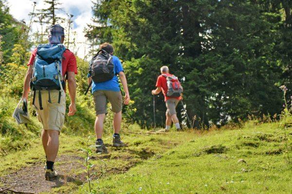 Geführte Wanderungen - Inklusivleistungen im Vitalhotel Marienhof