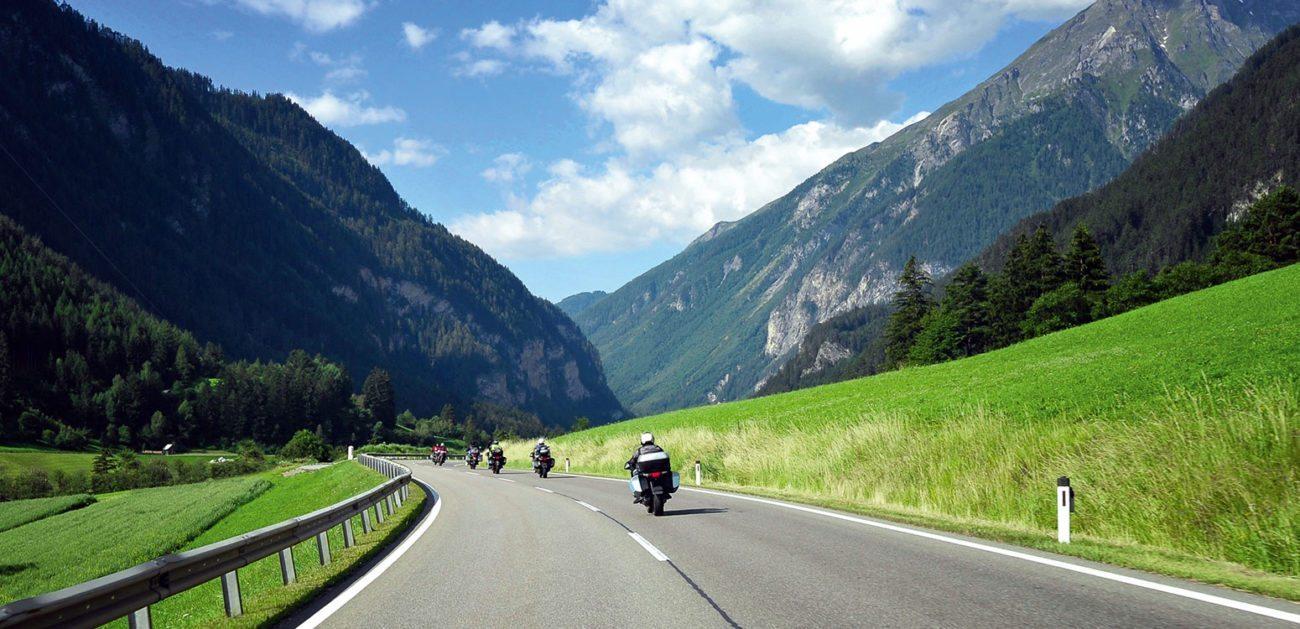 Motorrad-Touren - Sommerurlaub am Wörthersee, Kärnten