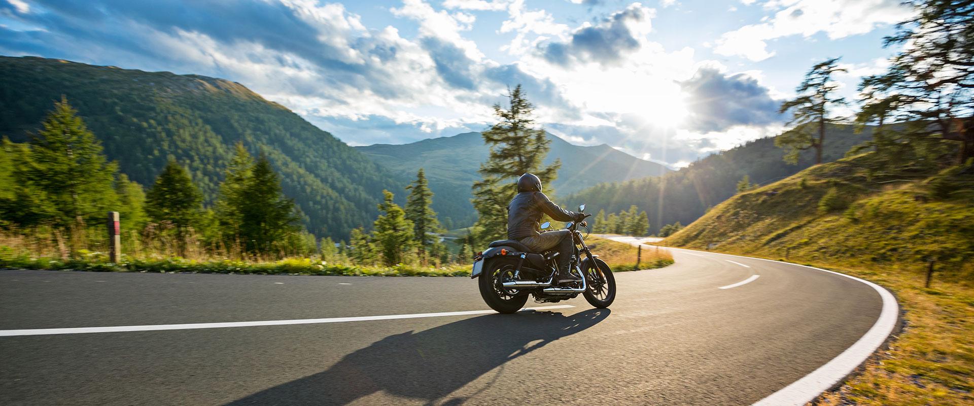 Ihr Motorradurlaub in Kärnten