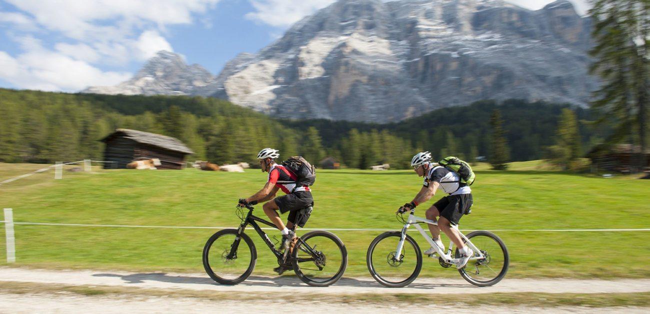 Radfahren im Sommerurlaub am Wörthersee, Kärnten