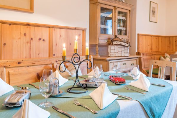 Restaurant & Kulinarik - Vitalhotel Marienhof
