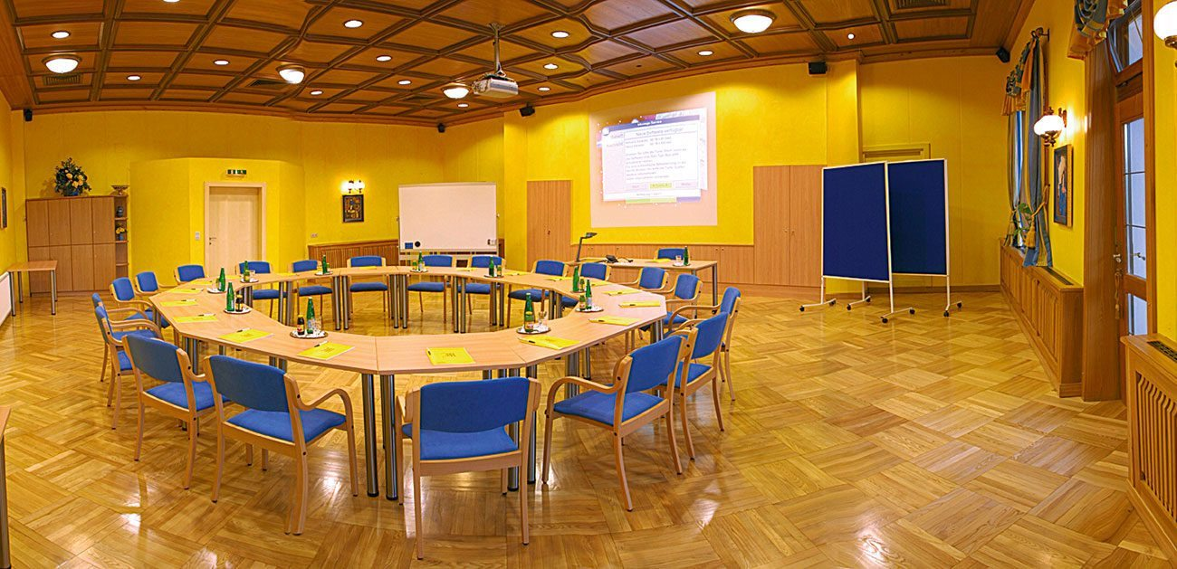 Seminare & Tagungen im 4 Sterne Hotel in Velden am Wörthersee - Vitalhotel Marienhof