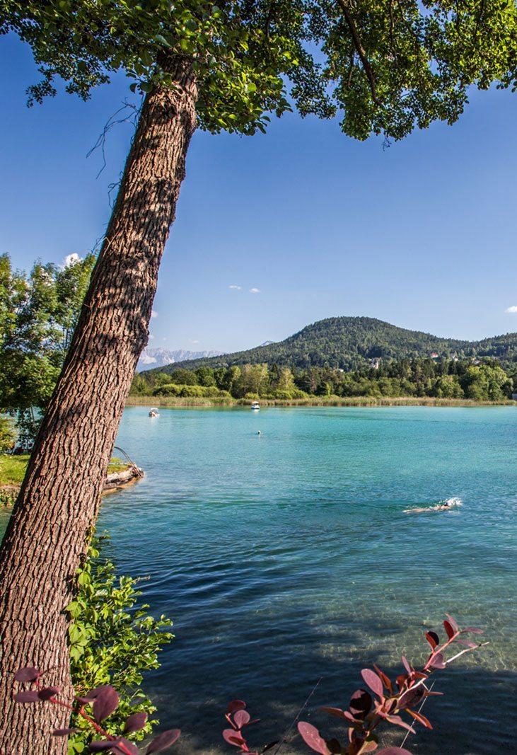 Sommerurlaub in Velden am Wörthersee, Kärnten