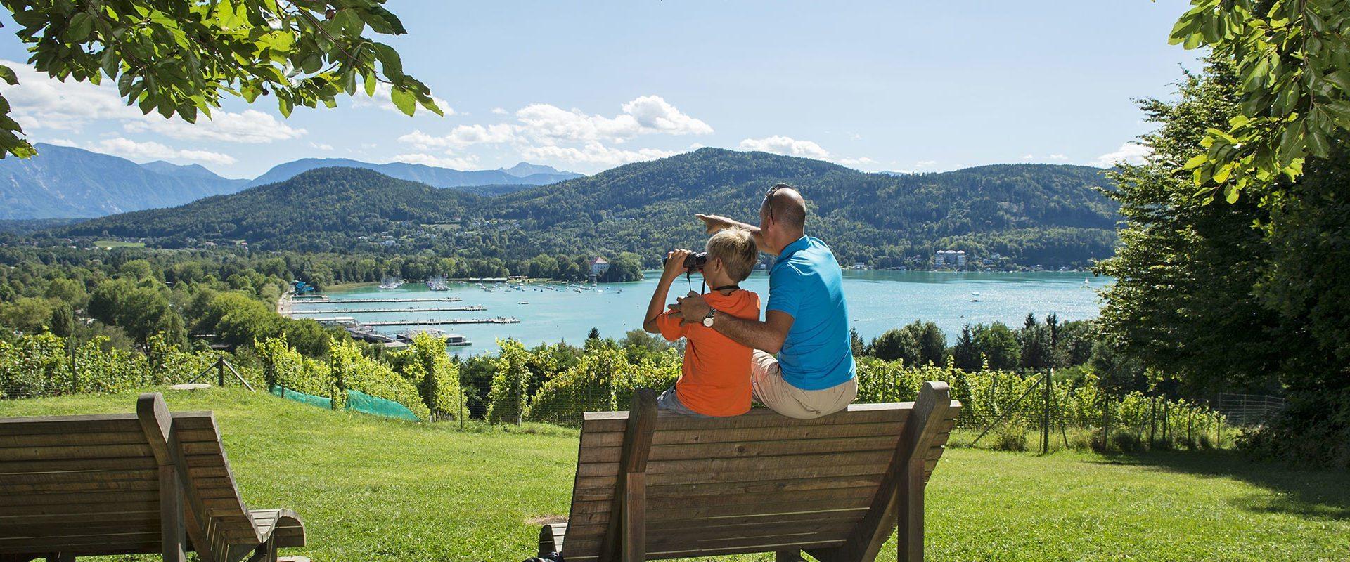 Sommerurlaub am Wörthersee, Kärnten