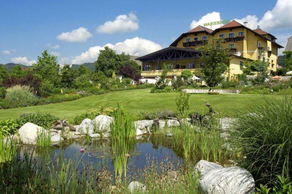 Vitalhotel Marienhof - 4 Sterne Hotel in Velden am Wörthersee