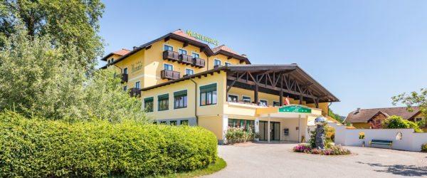 Vitalhotel in Velden, 4 Sterne Hotel Marienhof