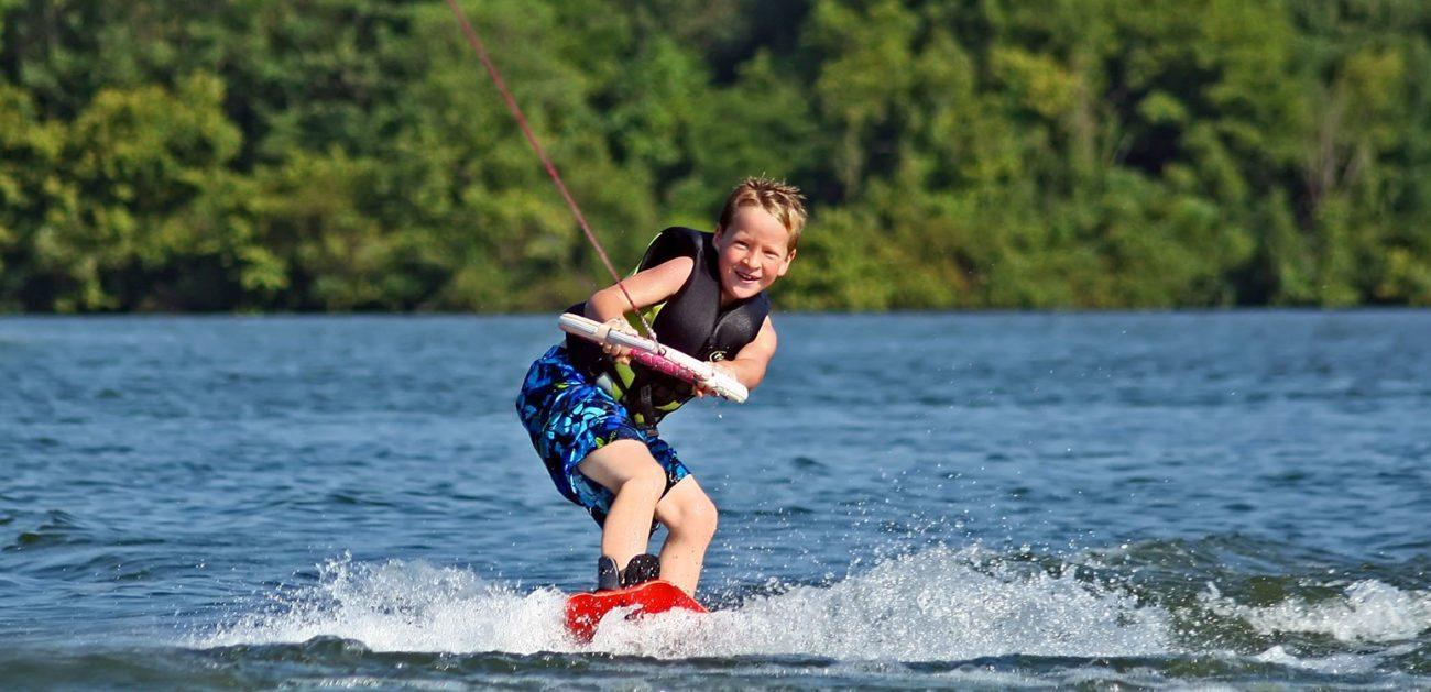 Wakeboarden - Sommerurlaub am Wörthersee, Kärnten