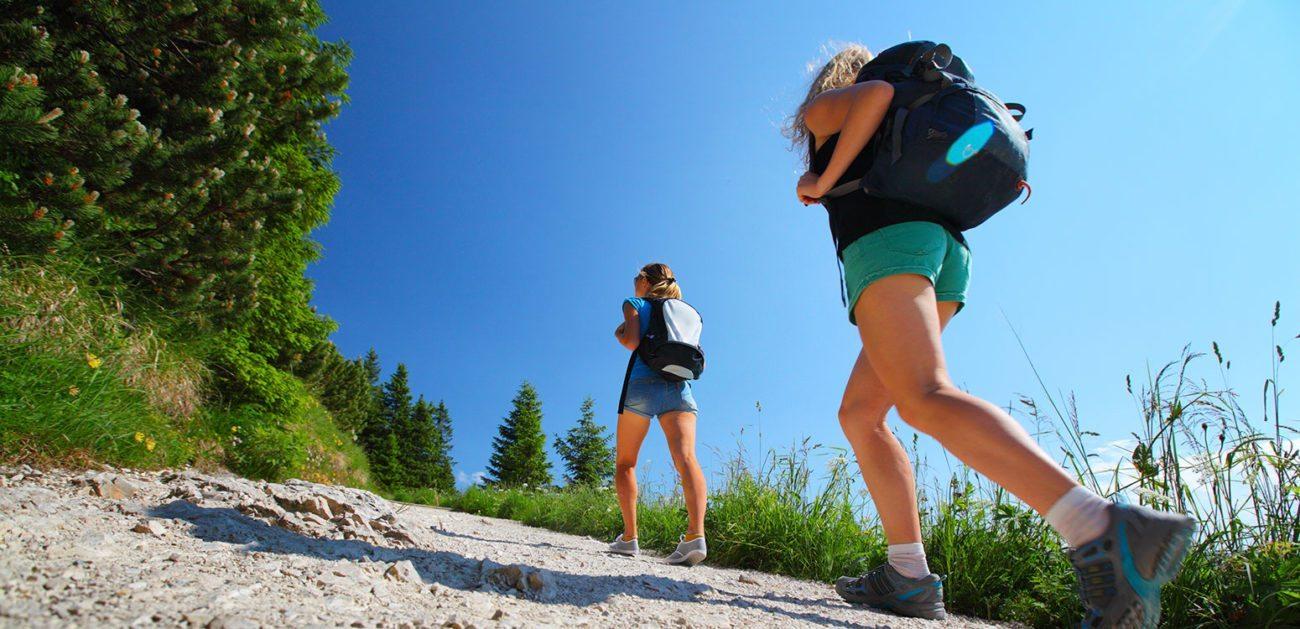 Wandern im Sommerurlaub am Wörthersee, Kärnten