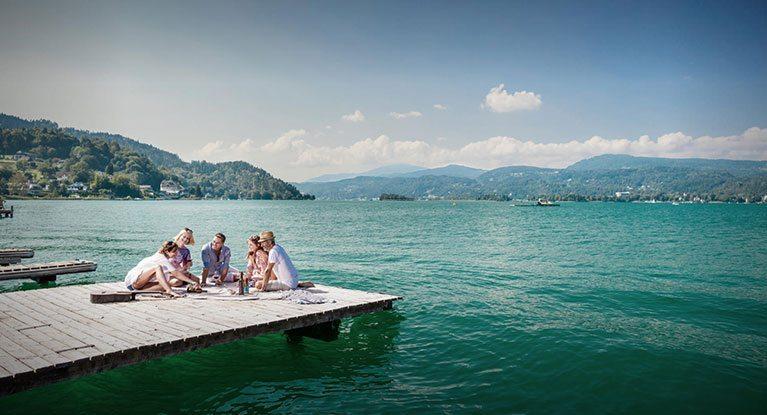 Sommerurlaub in Velden - 4 Sterne Vitalhotel Marienhof