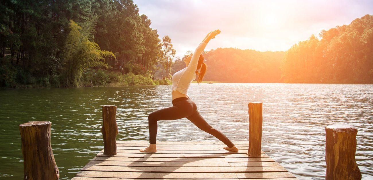 Yoga - Sommerurlaub am Wörthersee, Kärnten